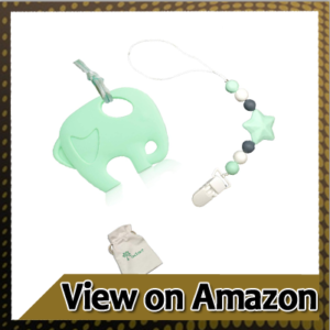 Inchant teething necklace
